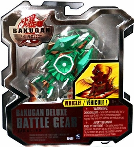 Bakugan Deluxe Electronic Battle Gear Zephyroz [Green] Jakalier