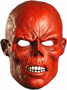 Disguise Costume Captain America #28682 Red Skull Deluxe Mask [Adult]
