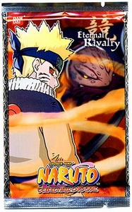 Naruto Card Game Eternal Rivalry Booster Pack