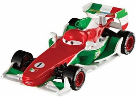 Francesco Bernoulli LOOSE Disney / Pixar CARS 2 Movie 1:55 Die Cast Car
