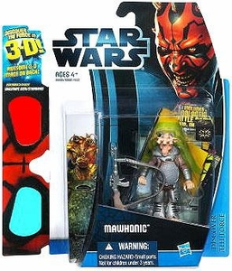 Star Wars 2012 Discover the Force Exclusive Action Figure Mawhonic
