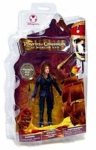 Pirates of the Caribbean At World's End Disney Exclusive Action Figure Elizabeth Swann
