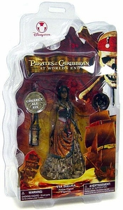 Pirates of the Caribbean At World's End Disney Exclusive Action Figure Tia Dalma