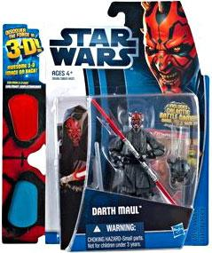 Star Wars 2012 Discover the Force Exclusive Action Figure Darth Maul