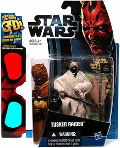 Star Wars 2012 Discover the Force Exclusive Action Figure Tusken Raider