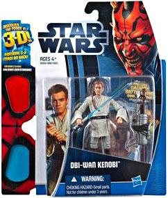 Star Wars 2012 Discover the Force Exclusive Action Figure Obi-Wan Kenobi