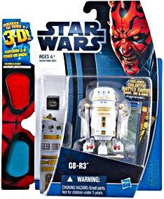 Star Wars 2012 Discover the Force Exclusive Action Figure G8-R3