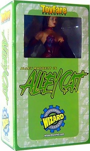 ToyFare Exclusive Comic Book Action Figure Alley Cat