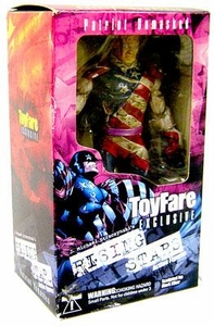 Toyfare Exclusive Rising Stars Action Figure Patriot Unmasked BLOWOUT SALE!