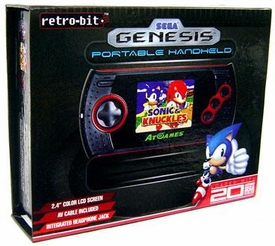 Sega Genesis Retrobit Portable Handheld [Loaded with 20 Games!]