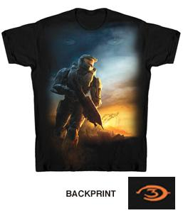 Halo Adults T-Shirt Halo 3