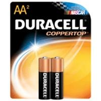 Duracell Batteries AA Battery 2-Pack