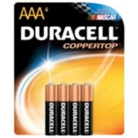 Duracell Batteries AAA Battery 4-Pack