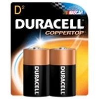 Duracell Batteries D Battery 2-Pack