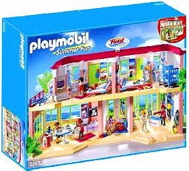 Playmobil Summer FunSet #5265 Large Furnished Hotel
