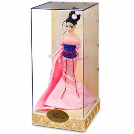 Disney Princess Exclusive 11.5 Inch Designer Collection Doll Mulan