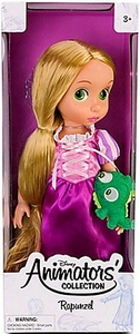 Disney Exclusive Princess Animators Collection 16 Inch Doll Figure Rapunzel