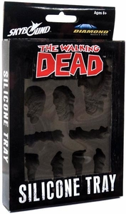 Diamond Select Walking Dead Silicone Ice Tray