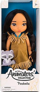 Disney Exclusive Princess Animators Collection 16 Inch Doll Figure Pocahontas