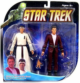 Diamond Select Star Trek: The Voyage Home Action Figure 2-Pack Kirk & Spock