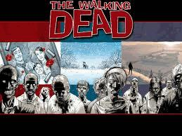 Cryptozoic The Walking Dead Comic Series 1 Trading Card Base Set [90 Cards]