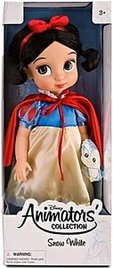 Disney Exclusive Princess Animators Collection 16 Inch Doll Figure Snow White