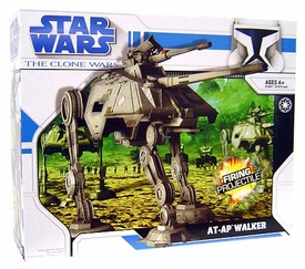 Star Wars Clone Wars Animated Series Vehicle AT-AP Walker