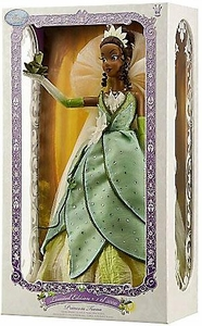 Disney The Princess and the Frog Exclusive Limited Edition 18 Inch Deluxe Tiana Doll Only 5,000 Made!