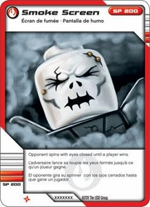 LEGO Ninjago Single Card 18/81 Smoke Screen