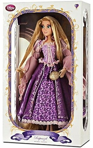Disney Tangled Exclusive Limited Edition 17 Inch Deluxe Doll Rapunzel Only 5,000 Made!