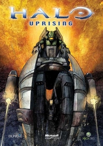 Halo 3 Limited Edition Comic Book by Brian Michael Bendis Halo 3 Uprising [Part 2 of 4]