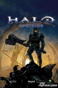 Halo 3 Limited Edition Comic Book by Brian Michael Bendis Halo 3 Uprising [Part 3 of 4]