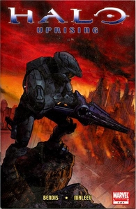 Halo 3 Limited Edition Comic Book by Brian Michael Bendis Halo 3 Uprising [Part 4 of 4]