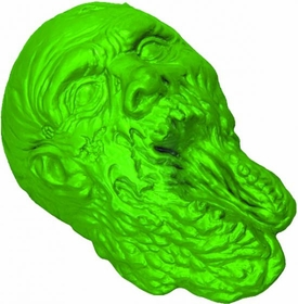 Diamond Select Walking Dead Gelatin Mold Zombie