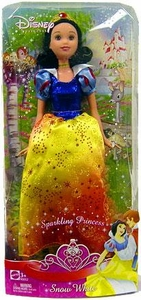 Disney Princess 12 Inch Sparkling Princess Doll Figure Snow White