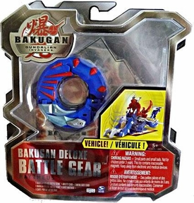 Bakugan Deluxe Electronic Battle Gear Aquos [Blue] Raytheus
