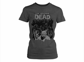 Walking Dead Women's T-Shirt Dead Herd