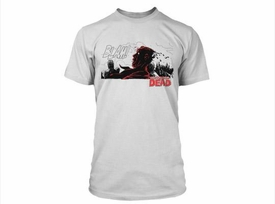 Walking Dead Men's T-Shirt BLAM