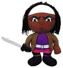 The Walking Dead Plush Figure Michonne