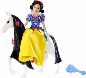 Disney Princess Sparkling Princess & Royal Horse Gift Set Snow White