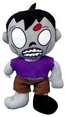 The Walking Dead Plush Figure Male Zombie