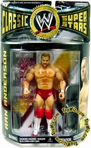 WWE Wrestling Classic Superstars Series 12 Action Figure Arn Anderson