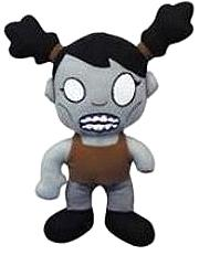 The Walking Dead Plush Figure Female Zombie