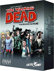 The Walking Dead Comic Board Game