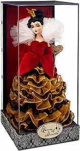 Disney Villains Exclusive 11.5 Inch Designer Collection Doll Queen of Hearts