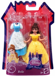 Disney Princess Little Kingdom Figure Belle [Glitter Stretch Fashion]
