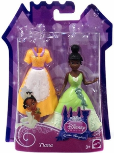 Disney Princess Little Kingdom Figure Tiana [Glitter Stretch Fashion]