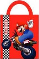 Mario Kart Wii Reusable Shopping Bag Mario