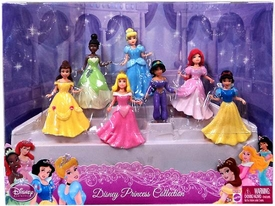 Disney Princess Figure 7-Pack Disney Princess Collection