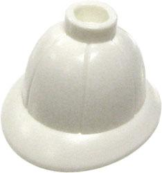 LEGO LOOSE Accessory Pith Helm White